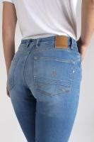 Sara Straight Jeans, likely light blue