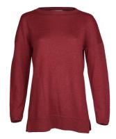 Alpaca Sweater berry