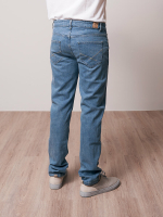 bleed Active Jeans Lyocell, recycled blue