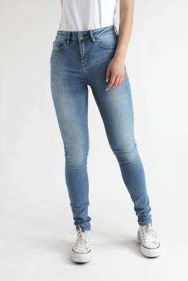 Roxy High Waist Super Skinny, skylar blue