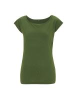 Bamboo Raglan Shirt, div. Farben