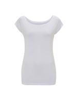 Bamboo Raglan Shirt White M